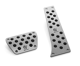 3D Design Sport Pedals for Auto Trans - USA Spec (Aluminum) for BMW 3-Series F