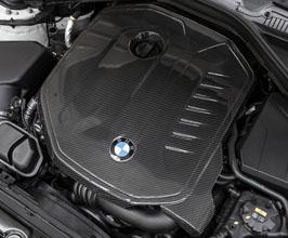 Eventuri Engine Cover (Carbon Fiber) for BMW 3-Series G
