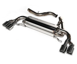 3D Design Exhaust System - Quad (Stainless) for BMW 3-Series G