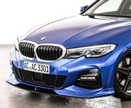 AC Schnitzer Front Splitter for AC Schnitzer Front Side Spoilers (ASA) for BMW 3-Series G