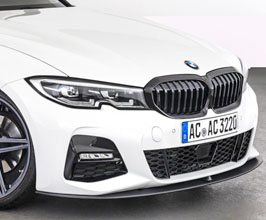 AC Schnitzer Front Splitter (ASA) for BMW 3-Series G