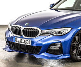 AC Schnitzer Front Lip Side Spoilers (PUR-R-RIM) for BMW 3-Series G