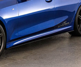 AC Schnitzer Side Under Spoilers (ASA) for BMW 3-Series G