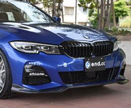 end.cc Aero Front Lip Spoiler for BMW 3-Series G