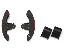 3D Design Paddle Shifters (Dry Carbon Fiber) for BMW 3-Series G