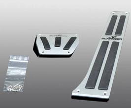 AC Schnitzer Sport Pedal Set (Aluminum) for BMW 3-Series G