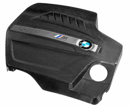 Eventuri Engine Cover (Carbon Fiber) for BMW 4-Series F
