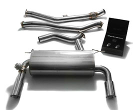 ARMYTRIX Valvetronic Catback Exhaust System (Stainless) for BMW 4-Series F