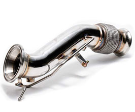 ARMYTRIX Cat Bypass Downpipe with Cat Simulator (Stainless) for BMW 5-Series G