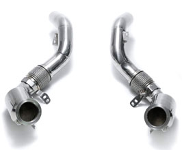 ARMYTRIX Sport Cat Downpipes - 200 Cell (Stainless) for BMW 5-Series G