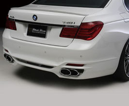WALD Sports Line Black Bison Edition Rear Bumper (FRP) for BMW 7-Series F
