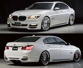 WALD Sports Line Black Bison Edition Body Kit (FRP) for BMW 7-Series F