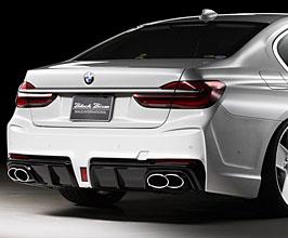 WALD Sports Line Black Bison Edition Rear Bumper (FRP) for BMW 7-Series G