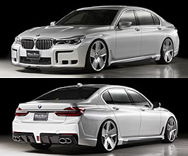 WALD Sports Line Black Bison Edition Body Kit (FRP) for BMW 7-Series G
