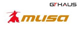 MUSA by GTHAUS