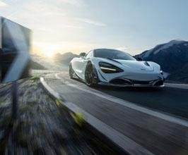 Engine for McLaren 720S