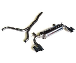 Exhaust for BMW 5-Series G