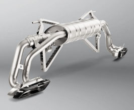 Exhaust for Audi R8 2