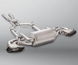 Exhaust for Mercedes GT C190