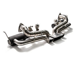 Exhaust for Acura NSX NC1