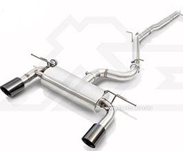 Exhaust for Audi TT MK3