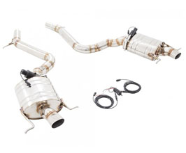 Exhaust for Mercedes S-Class W222