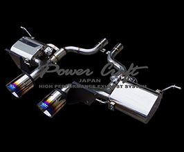 Exhaust for Maserati GranTurismo