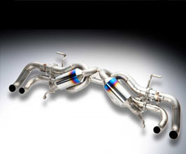 Exhaust for Lamborghini Gallardo
