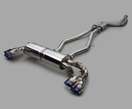 Exhaust for Toyota Supra A90