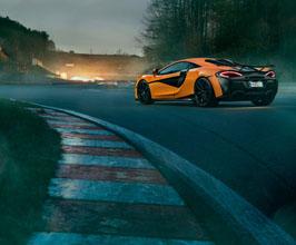 Engine for McLaren 570S