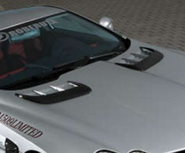 Accessories for Mercedes SLR McLaren R199