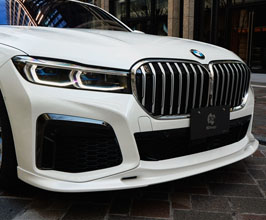 Exterior for BMW 7-Series G