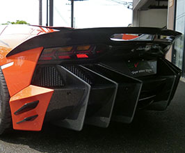 Body Kit Pieces for Lamborghini Aventador