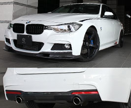 Exterior for BMW 3-Series F