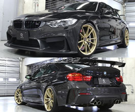 Exterior for BMW M3 M4 F