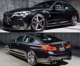 Exterior for BMW M5 F