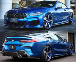 Exterior for BMW 8-Series G