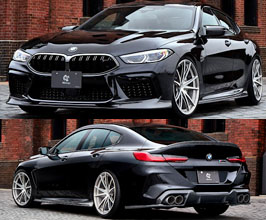 Exterior for BMW M8 F