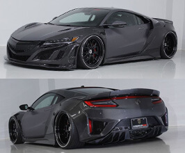 Exterior for Acura NSX NC1
