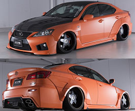 Exterior for Lexus ISF 2