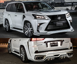 Exterior for Lexus LX 3