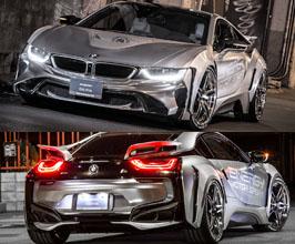Exterior for BMW I-Series 8