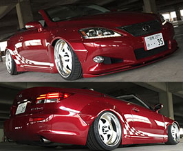 Exterior for Lexus IS-C 2