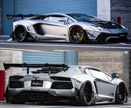 Exterior for Lamborghini Aventador