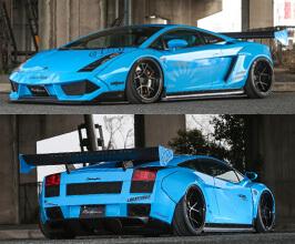 Body Kits for Lamborghini Gallardo