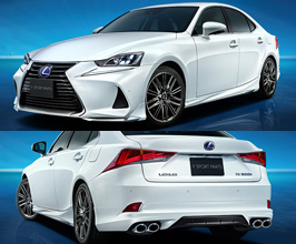 Exterior for Lexus IS 3