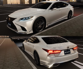 Exterior for Lexus LS 5