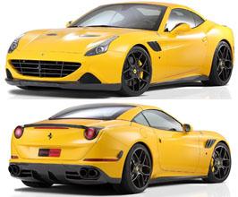 Exterior for Ferrari California
