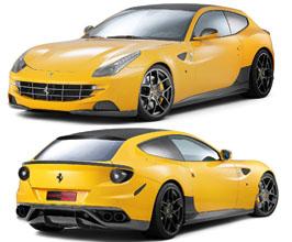 Exterior for Ferrari FF