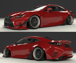 Exterior for Lexus RC 1